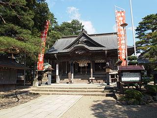 Misato, Miyagi Town in Tōhoku, Japan