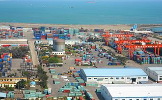 Haikou Xiuying Port - Image: Haikou Xiuying Port 13