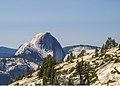 Half Dome in the Yosemite National Park.jpg