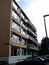 half vrijstaand woonblok met maisonettes en portiek-etagewoningen 2012-09-20 14-13-49