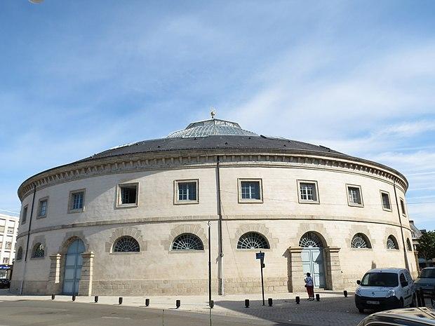 Monument historique à Alençon