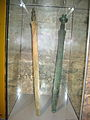 Hallstatt 'C' Swords in Wels Museum, Upper Austria.jpg