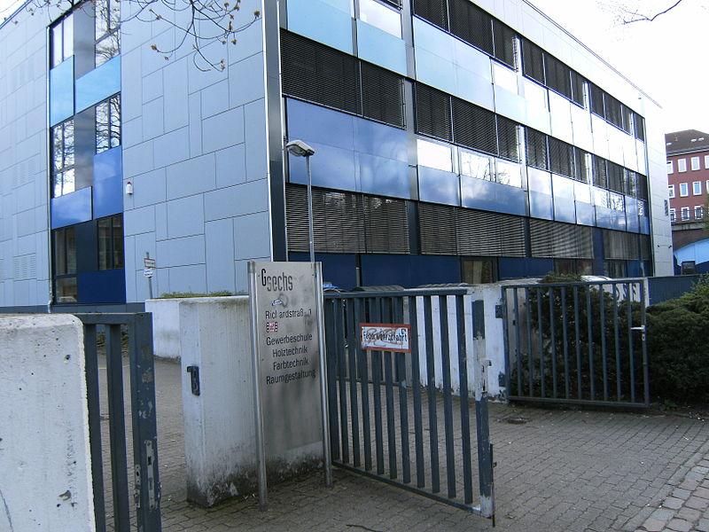 File hamburg gewerbeschule holztechnik farbtechnik for Raumgestaltung hamburg