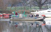 Hammerton's Ferry near Richmond.