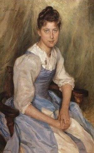 Hanna Hirsch-Pauli - Image: Hanna Pauli Gerda 1891