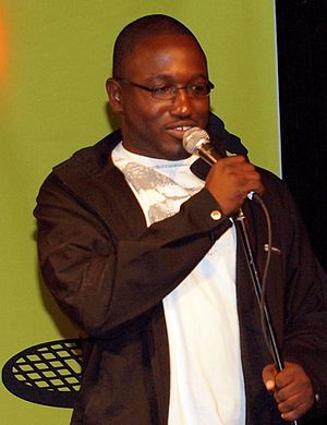 Hannibal Buress - Buress performing in 2009