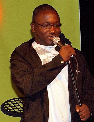 Hannibal Buress - Buress performing in October 2009