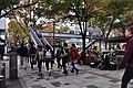 Harajuku - pedestrian bridge on Omotesando 01 (15554762537).jpg