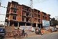 Hare Krishna Residency - Under Construction - Bhaktivedanta Swami Marg - Vrindaban 2013-02-24 6739.JPG