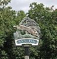 Hargrave village sign - geograph.org.uk - 1461290.jpg