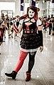 Harley cosplayer at Gamescom 2015 (20436277691).jpg