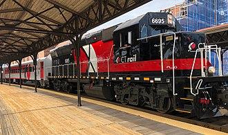 Hartford Line - Image: Hartford Line Train