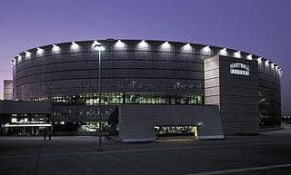 Hartwall Arena Arena in Helsinki, Finland