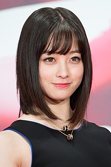Hashimoto Kanna at Opening Ceremony of the Tokyo International Film Festival 2017 (39306021595).jpg