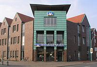 Hauptstelle der Volksbank Vechta eG in der Falkenrotter Straße.jpg