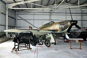 Hawker Hurricane IIA
