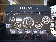 Px Hayes Disk Brakes