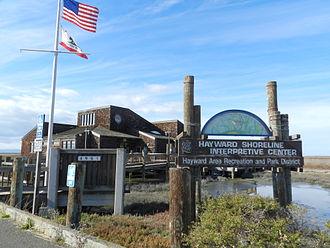 Hayward Shoreline Interpretive Center - Hayward Shoreline Interpretive Center
