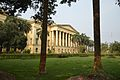 Hazarduari Palace - Rear View - Nizamat Fort Campus - Murshidabad 2017-03-28 6482.JPG