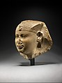 Head of a King, Possibly Seankhkare Mentuhotep III MET DP323867.jpg