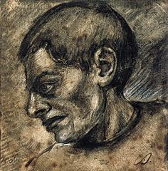 Head of a Worker