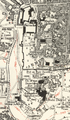Height 763 section Jerusalem map, scale 10,000 scale, 1st edition, Survey of Palestine, Jaffa, August 1925, Ordnance Survey Offices, Southhampton, 1926.png