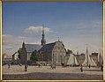 Heinrich Hansen - Parti ved Holmens Kirke - KMS3371 - Statens Museum for Kunst.jpg