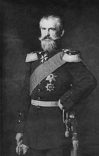 Heinrich XIV, Prince Reuss Younger Line - Prince Heinrich XIV ca. 1900