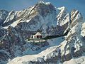 Helicopter with Dent d'Hérens.JPG