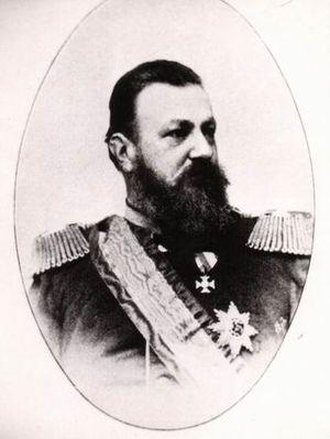 Heinrich XXII, Prince Reuss of Greiz - Prince Heinrich XXII, c. 1902