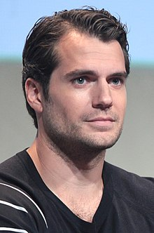 Henry Cavill - the hot, sexy, charming,  actor  with Irish, Scottish, English,  roots in 2018