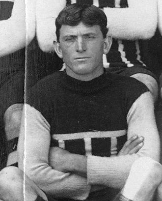 Henry Eaton (Australian footballer) - Image: Henry Eaton 1914