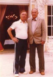 Herbert Binkert and Paul Osswald