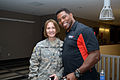 Herschel Walker at Camp Withycombe, 2012 071 (8455387636) (6).jpg
