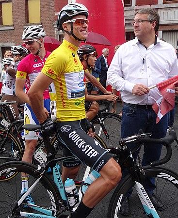 Herve - Tour de Wallonie, étape 4, 29 juillet 2014, départ (D12).JPG