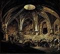 Het zuidwestelijk bolwerk van Kasteel Vredenburg te Utrecht Centraal Museum 4311.jpg