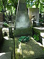 Hipolit Polański grób.JPG