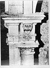 hoekpijler met kapiteel - amsterdam - 20013221 - rce
