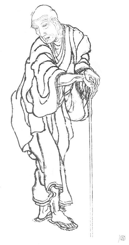 葛飾 北斎(Hokusai Katsushika)Wikipediaより