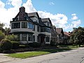 Homes on Bidwell Pkwy nr Ashland Elmwood Historic District West Sep 12.jpg