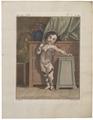 Homo sapiens - Huidafwijking - 1700-1880 - Print - Iconographia Zoologica - Special Collections University of Amsterdam - UBA01 IZ19600198.tif