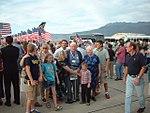 Honor Flight return Hill AFB, Oct 07 (3).jpg