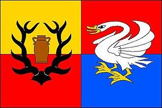 Horní Kozolupy - Image: Horní Kozolupy vlajka