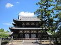 Horyu-ji National Treasure World heritage 国宝・世界遺産法隆寺110.JPG