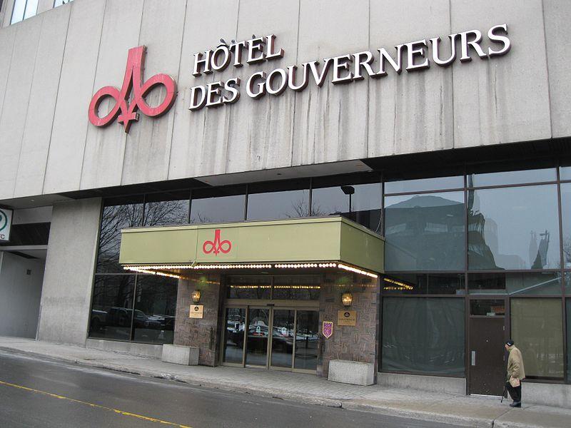 Hotel Gouverneur Montreal St Hubert