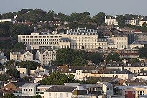 Economy of Jersey - Hotel de France