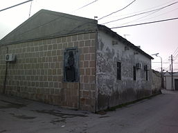 House where Sattar Bahlulzadeh was born.jpg