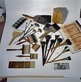 Hout- en marmerimitaties, gereedschappen- kwasten en penselen - Unknown - 20372425 - RCE.jpg