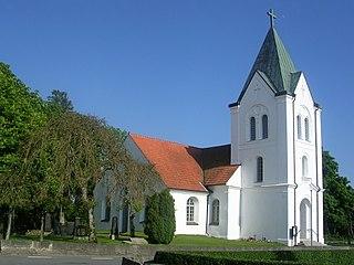 Huaröd Place in Skåne, Sweden