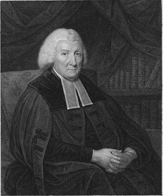 Hugh Blair - Image: Hugh Blair clergyman 001